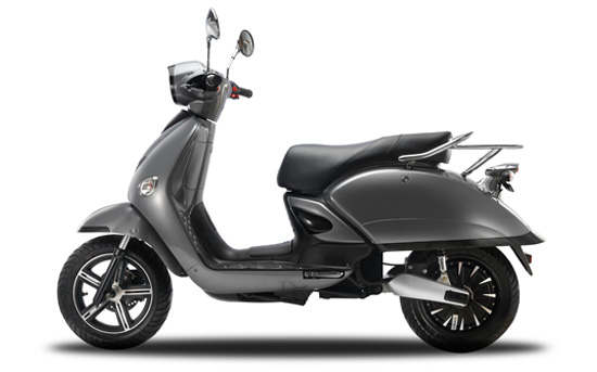 Légende scooter électrique